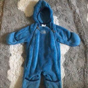 The North Face Fleece Snow Suit